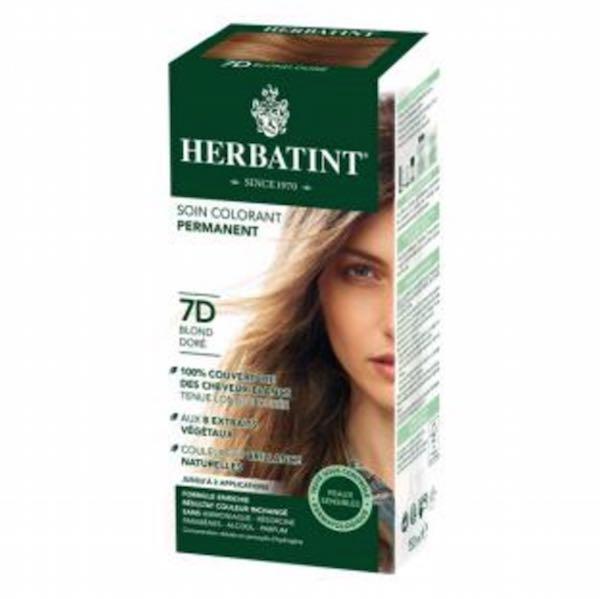eviter ppd dans coloration capillaire herbatint - Coloration Sans Ppd