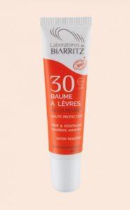 marque-laboratoire-biarritz-solaire-baume-levre-spf-30