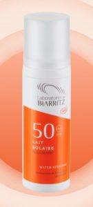 marque-laboratoire-biarritz-solaire-lait-spf-50